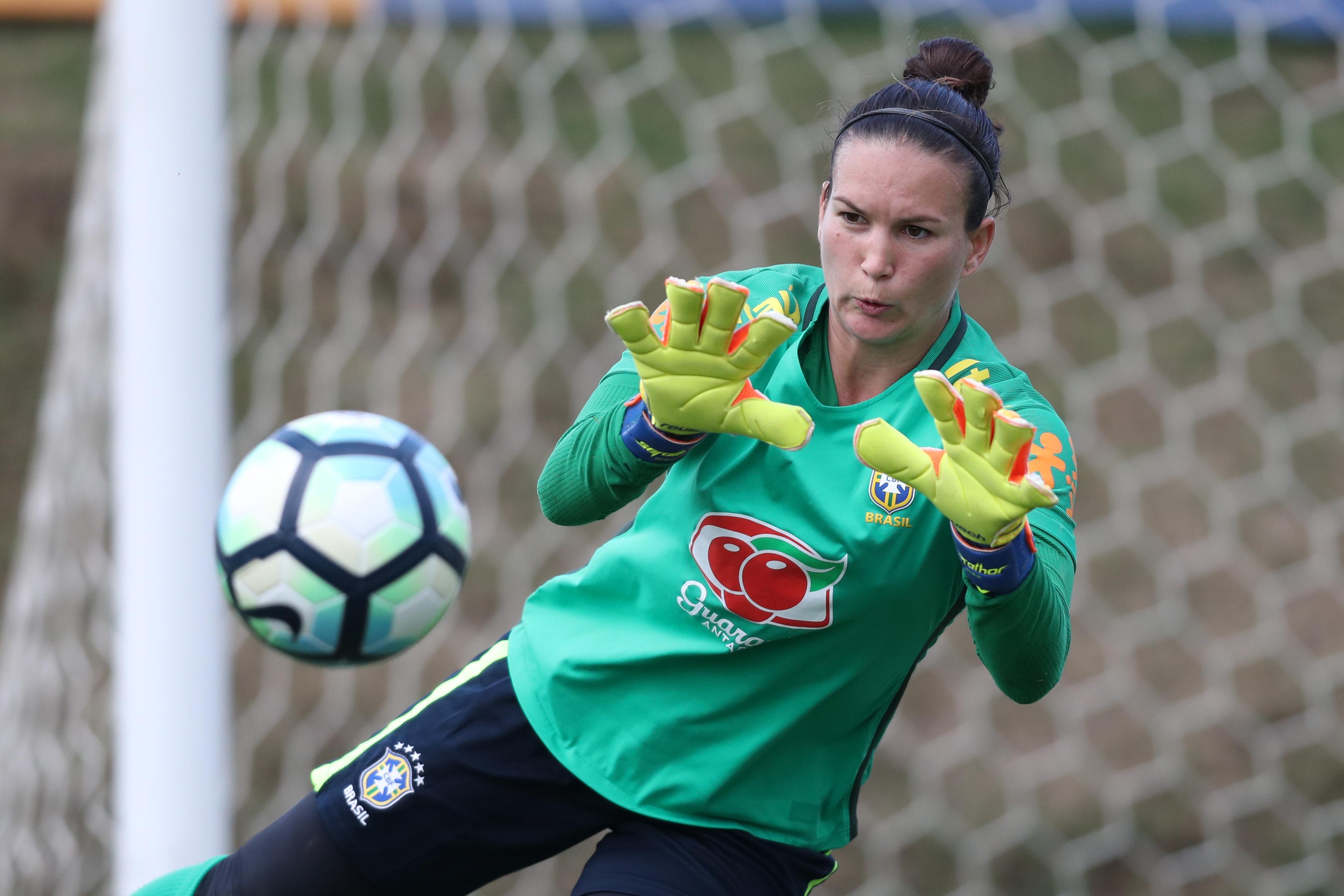 Aline Reis Seleção Brasileira
