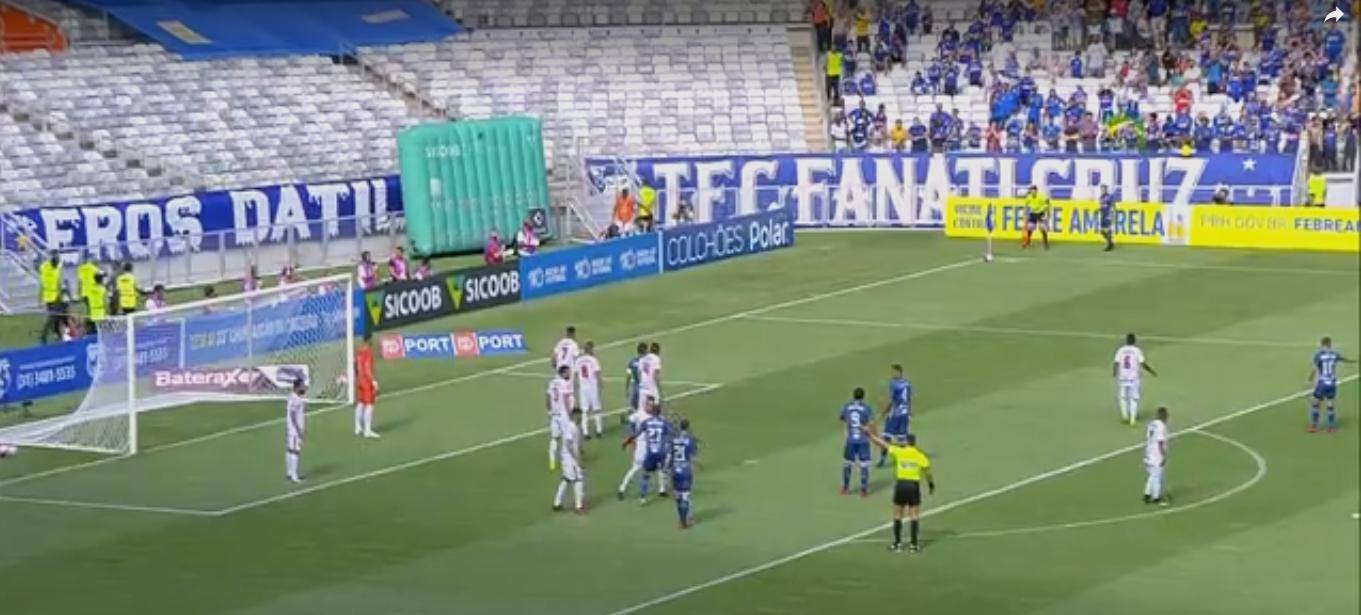 Cruzeiro X Villa Nova Assista Ao Gol Do Jogo No Mineirao