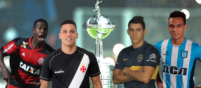 Confira 12 promessas para ficar de olho na Libertadores 2018