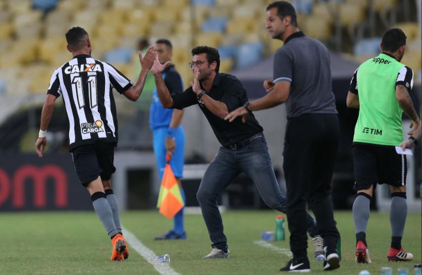 Cruzeiro x Botafogo: relacionados do Fogão
