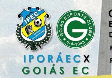 Iporá x Goiás