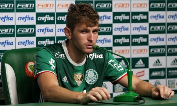 Fabiano Palmeiras Internacional