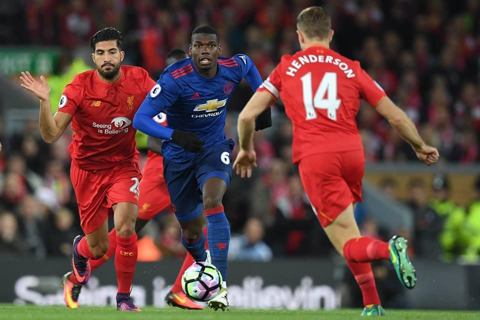 Manchester United X Liverpool Saiba Como Assistir Ao Vivo Na Tv