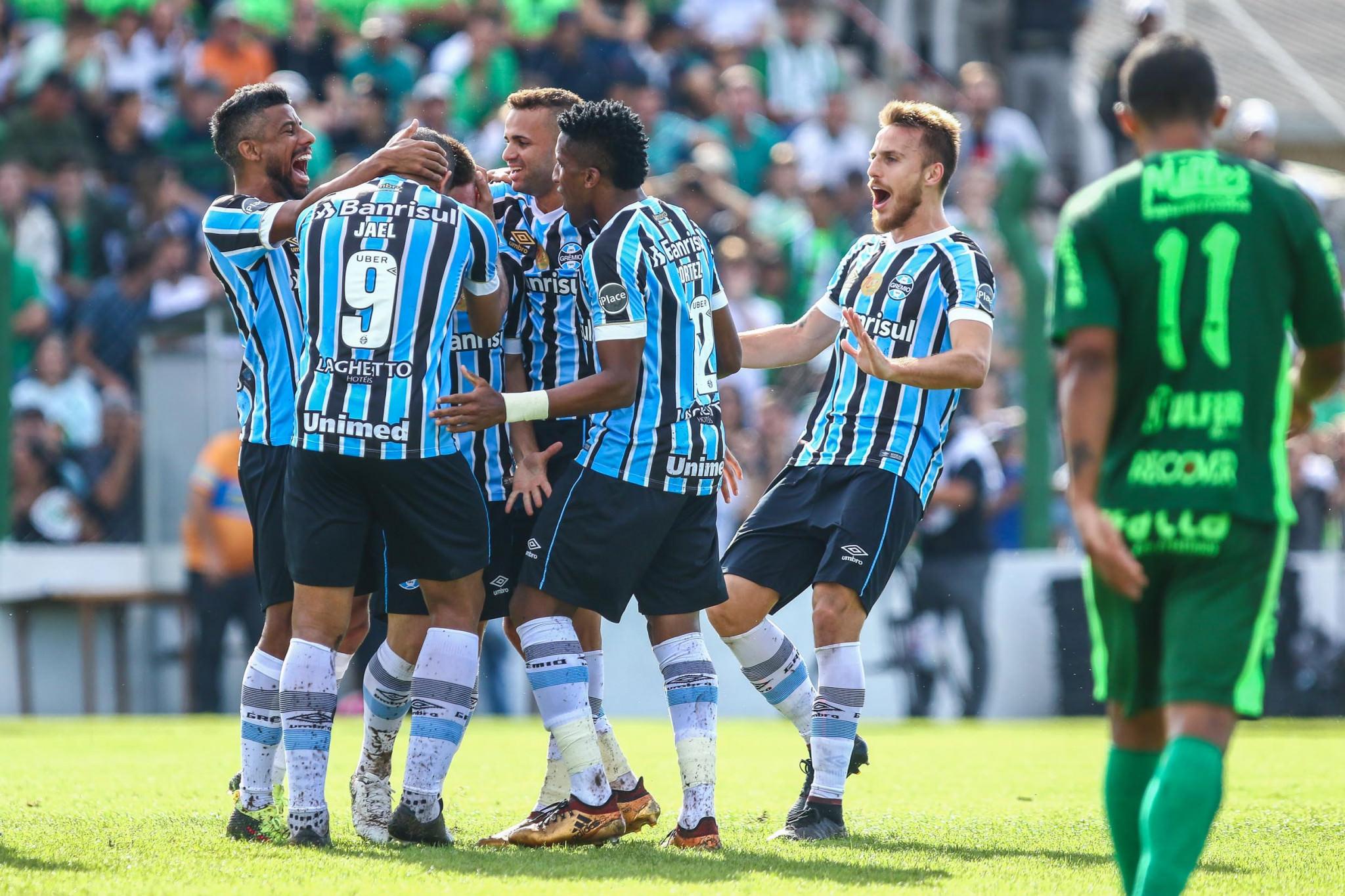 Goiás x Grêmio