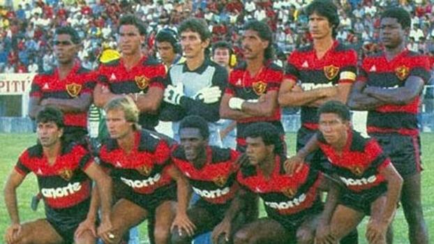 Sport Brasileirão de 87