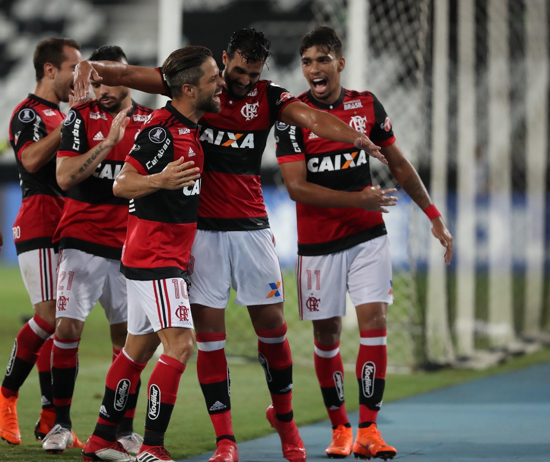 Com Libertadores Flamengo Deve Enfrentar Maratona De Jogos