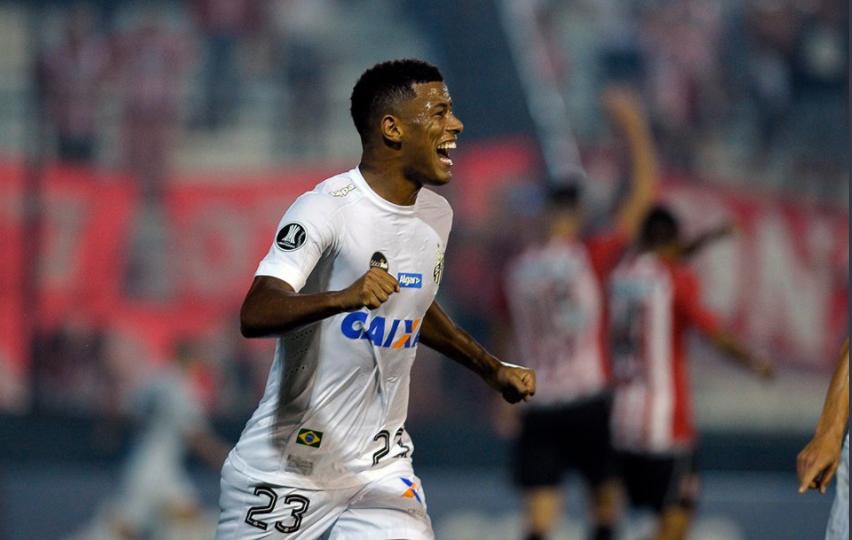 Libertadores Santos classificação