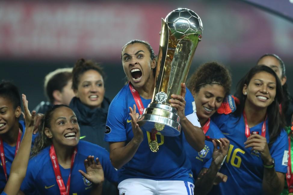 Seleção Brasileira Feminina Copa América