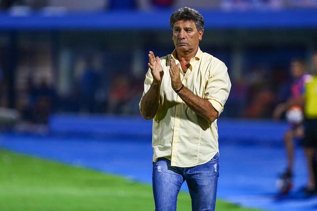 Renato Gaúcho Renato Portaluppi Grêmio Neymar
