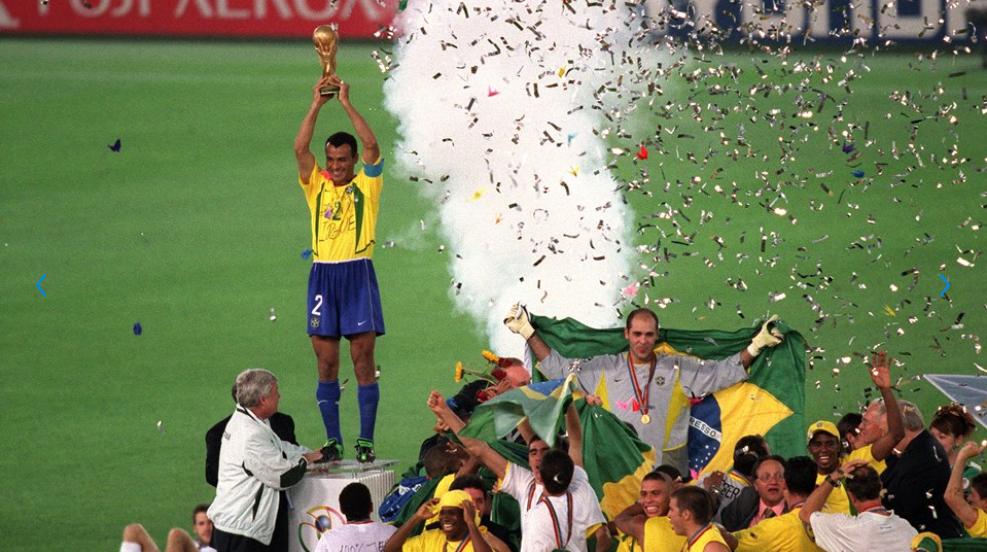 Seleção Brasil Copa do Mundo