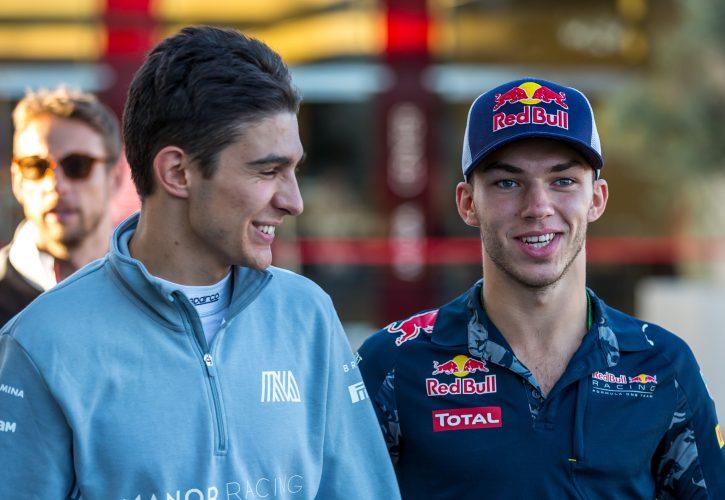 Amigos de infância, pilotos da F1 não se falam mais