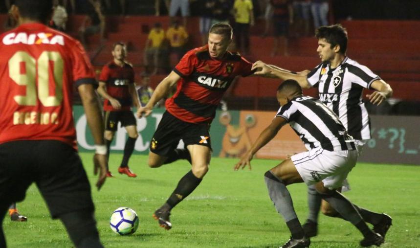 Sport X Botafogo Assista Aos Melhores Momentos De Sport X Botafogo