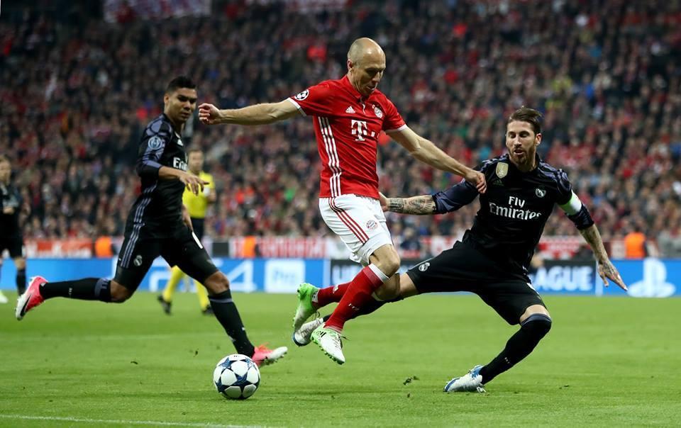 Bayern Real Madrid Hinspiel