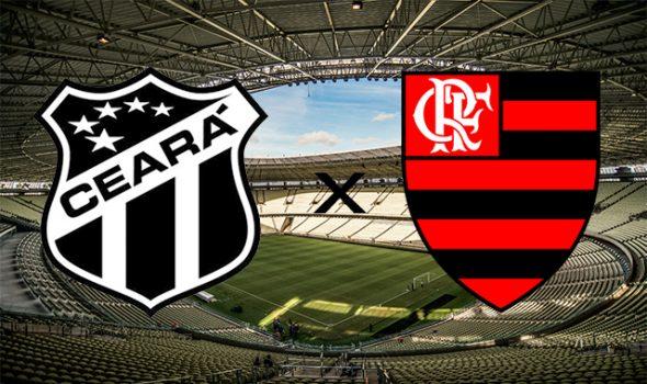 Resultado de imagem para Ceará x Flamengo