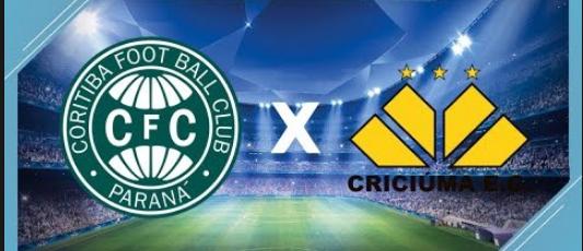 Kết quả hình ảnh cho Criciuma vs Coritiba