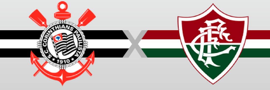 Corinthians x Fluminense