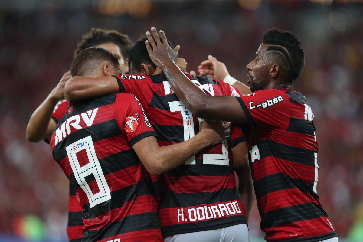 Santa Fe x Flamengo
