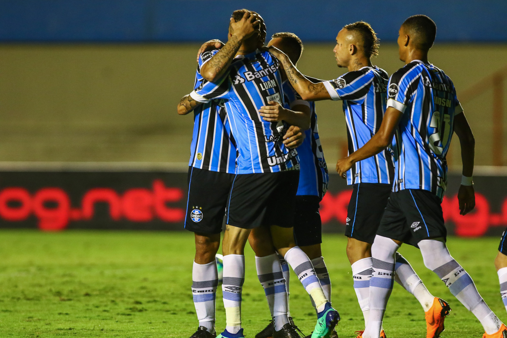 Grêmio x Cerro Porteño