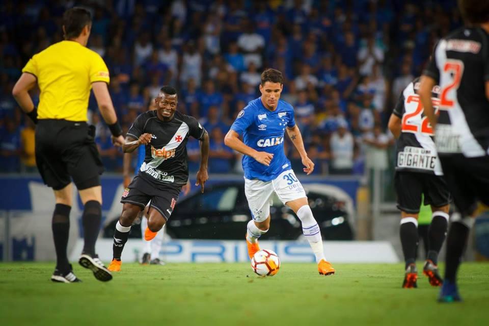 Classificação Cruzeiro grupo 5 Libertadores