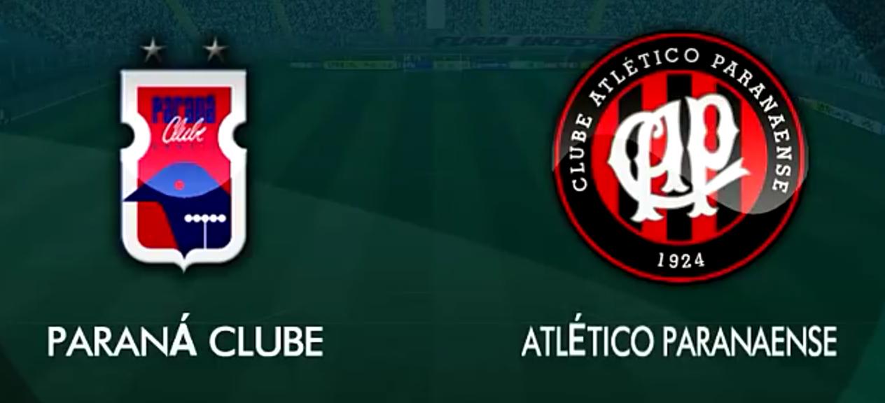 Paraná x Atlético-PR