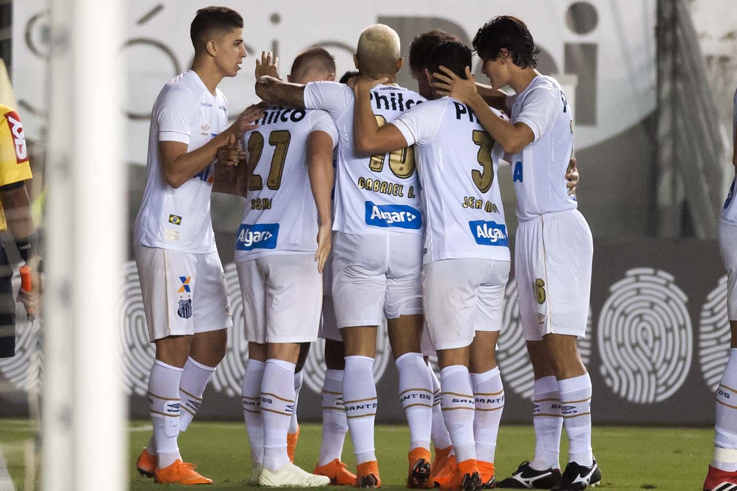 Próximo jogo do Santos