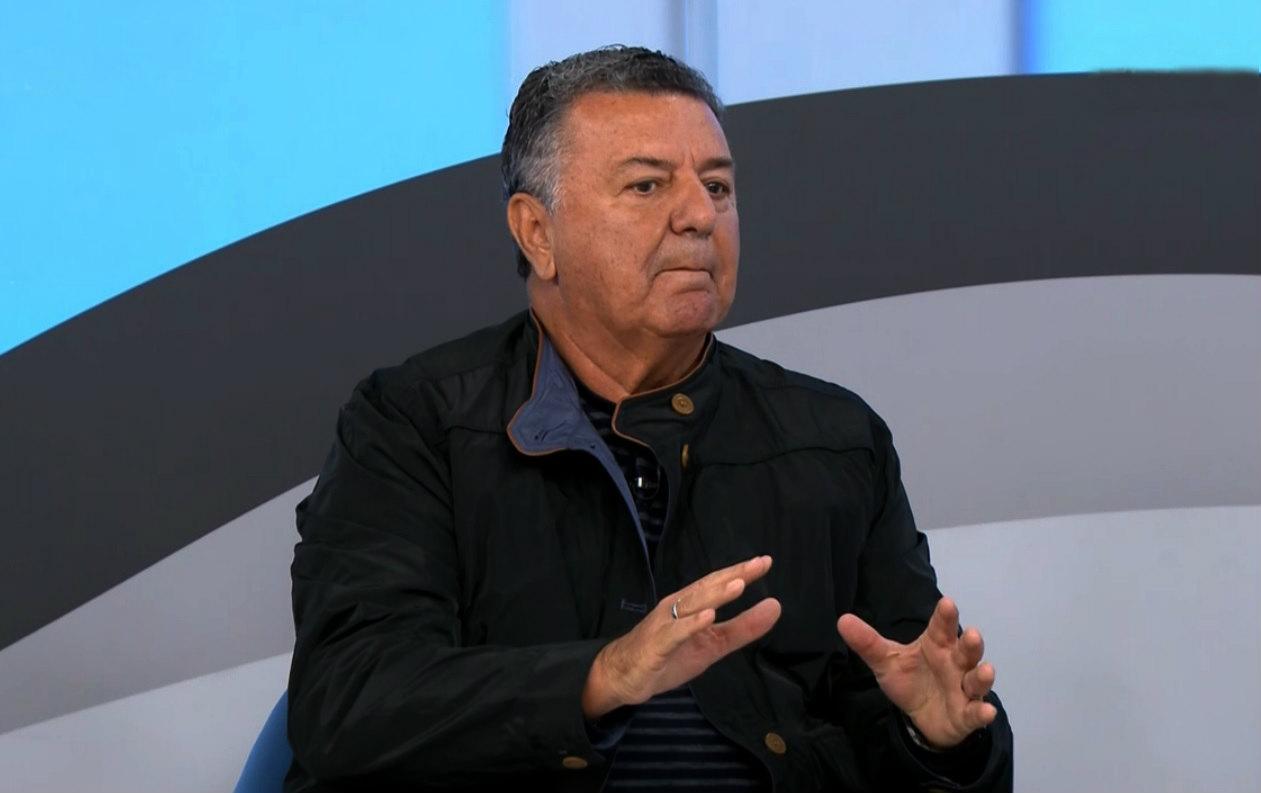 Arnaldo Cezar Coelho falou da discussão entre Caio Ribeiro e Casagrande