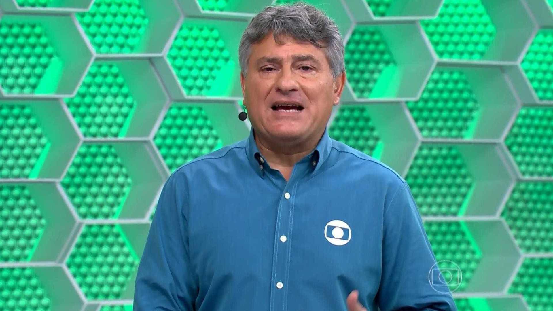 Globo Cléber Machado
