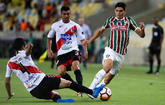 Nacional Potosi x Fluminense