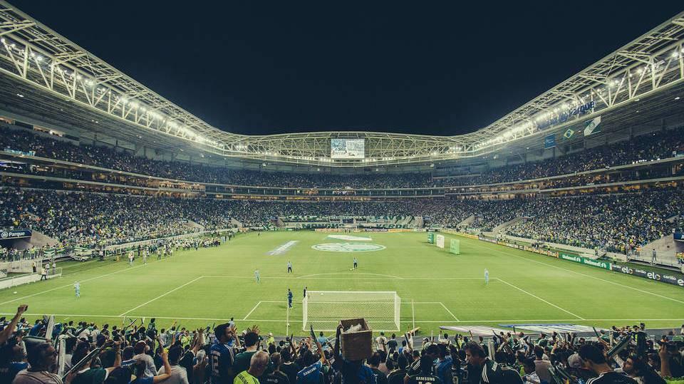 TV Globo exibe jogo do Palmeiras pela Libertadores