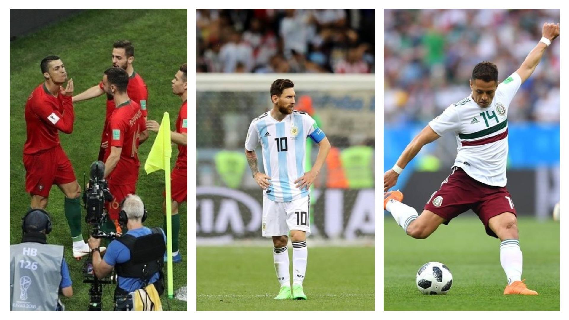 Apresentadores do Time do Tas votaram nas melhores e piores seleções da Copa do Mundo
