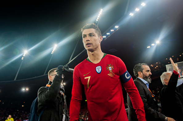 Cristiano Ronaldo marcou seu gol de número 700 na carreira