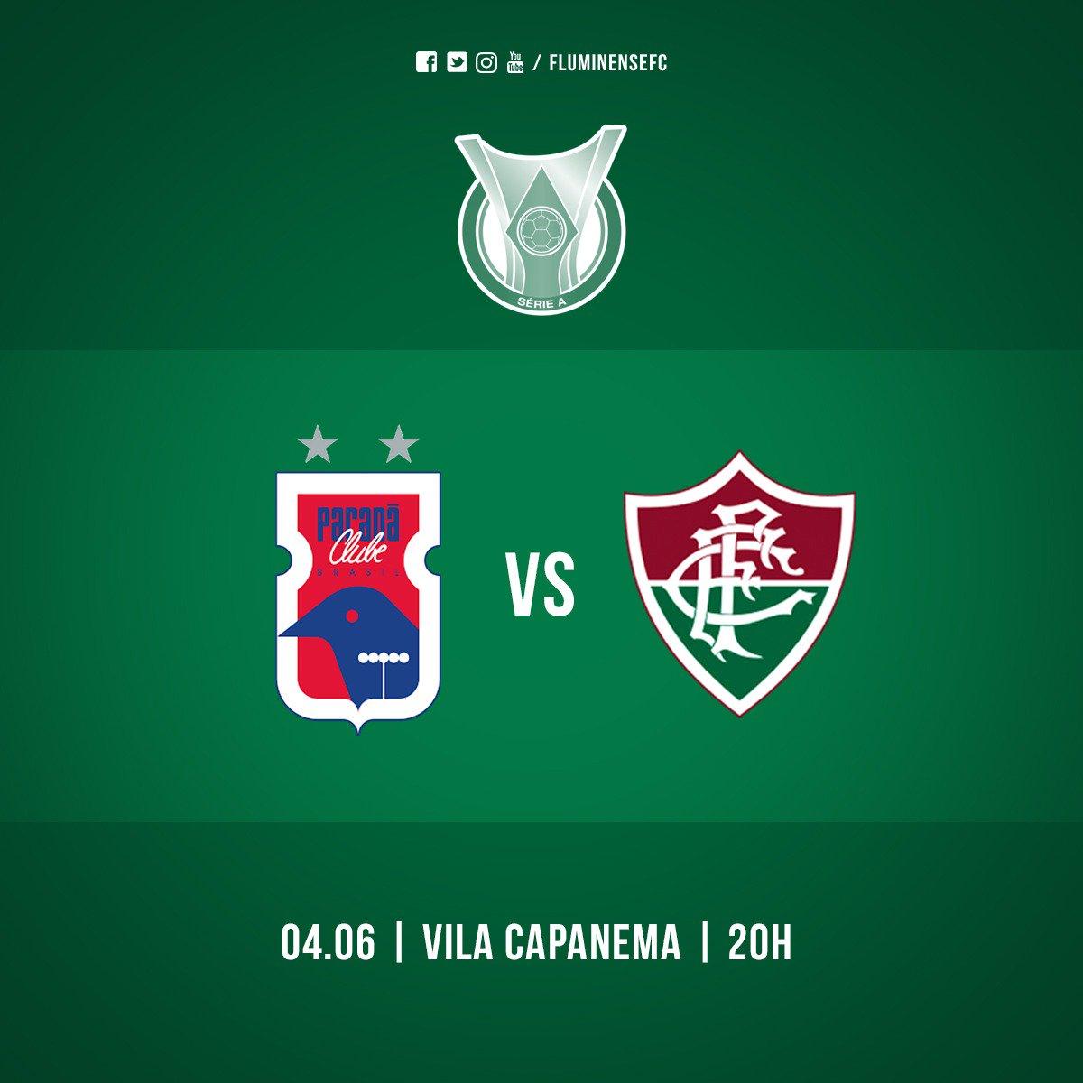 Paraná x Fluminense