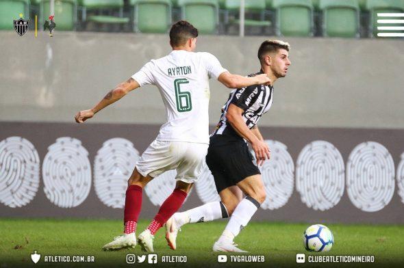 Atletico Mg X Fluminense Assista Aos Melhores Momentos Da Partida