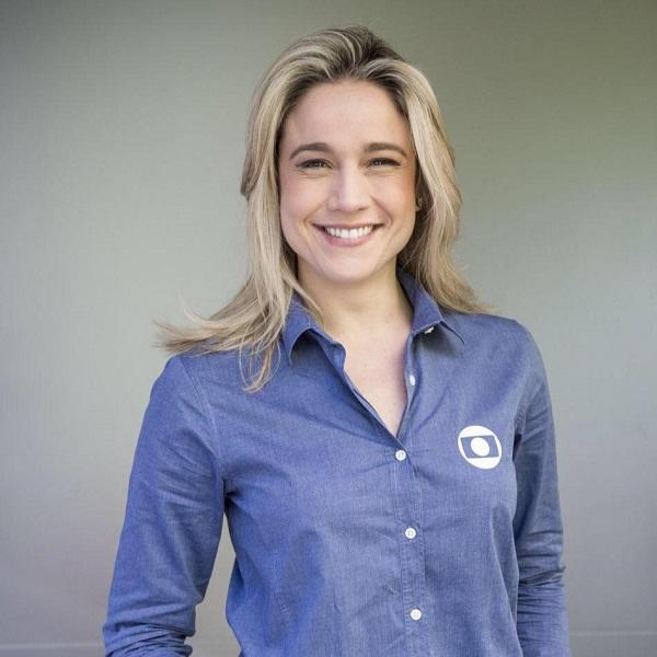 Fernanda Gentil Faz Discurso Motivacional Antes Da Estreia