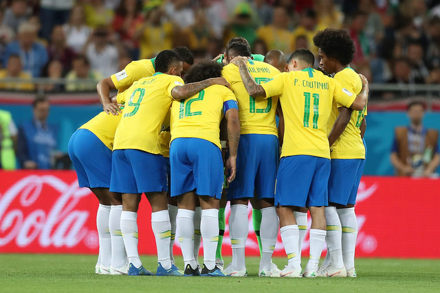 Apostas online copa do mundo 2018
