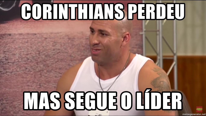 Corinthians Perde Clássico Para O Flamengo E Rivais Não