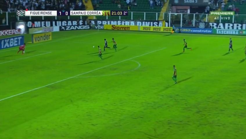 Figueirense X Sampaio Correa Assista Aos Melhores Momentos