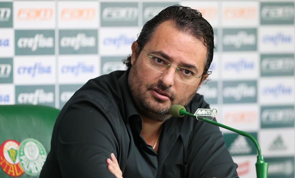 Alexandre Mattos, Palmeiras