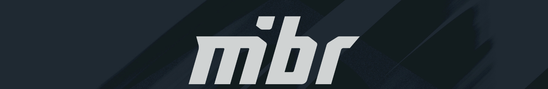 novo logo do MIBR