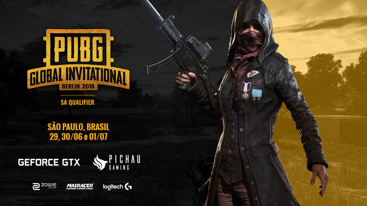 PlayerUnknowns Battlegrounds global invitational