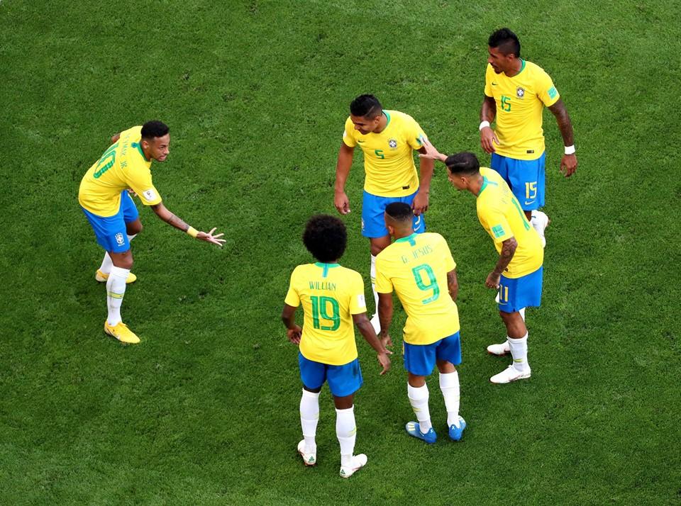 Próximo jogo do Brasil na Copa