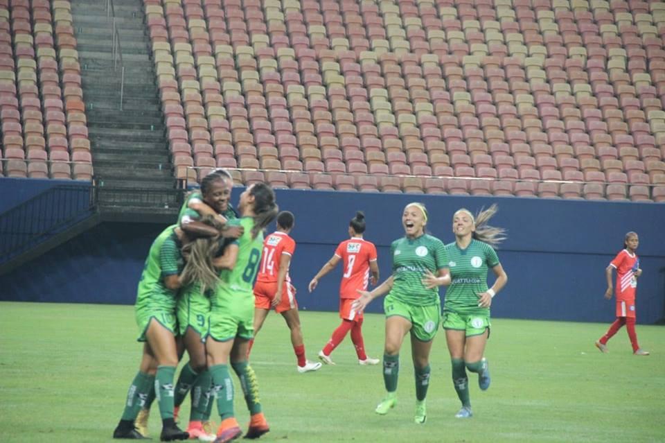 Iranduba Futebol Feminino Brasileiro Feminino