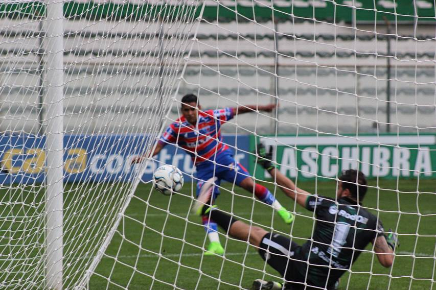 Fortaleza ganha do Juventude por 3 x 0.