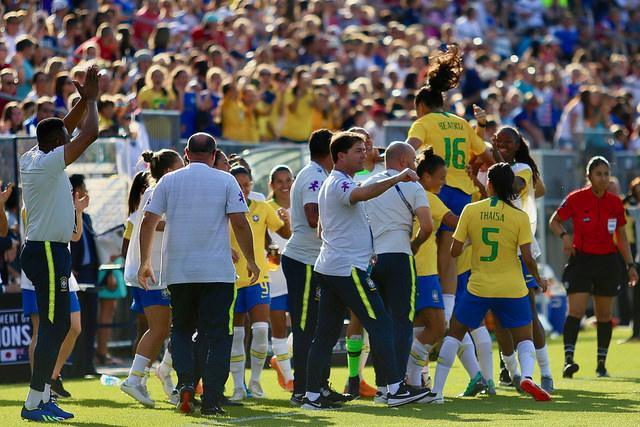 Seleção Brasileira Feminina Seleção Feminina do Brasil