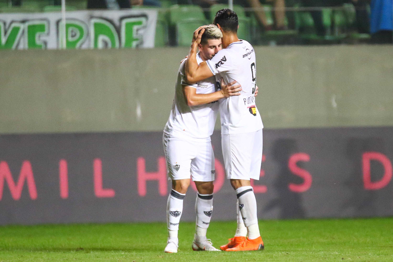 Ricardo Oliveira líder em passes para gol Brasileirão
