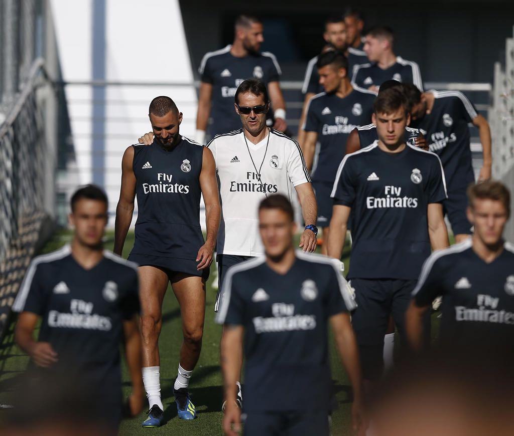 Lopetegui tem desafios maiores que a perda de CR7. O espanhol precisa corrigir as falhas defensivas do Real Madrid.