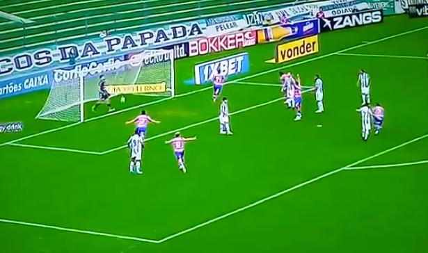 Juventude x Fortaleza gols