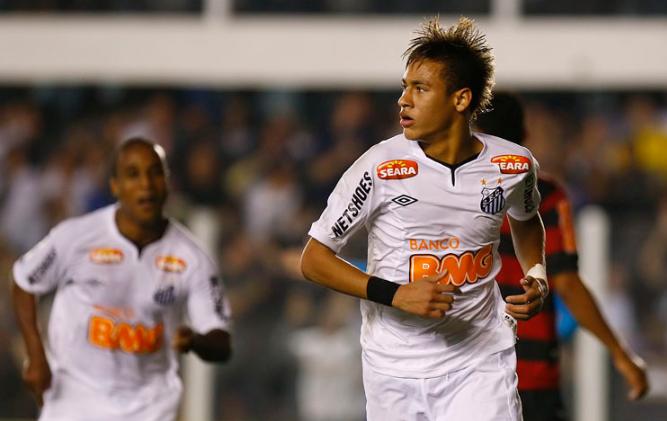 Neymar Puskás