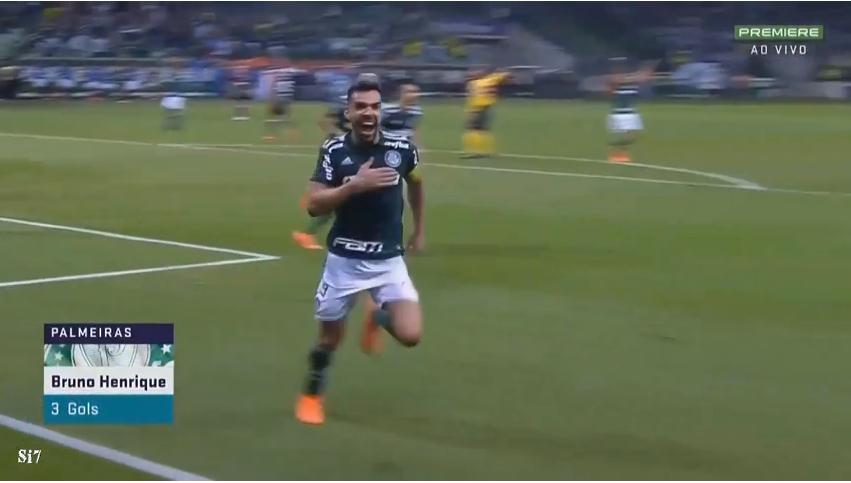 Palmeiras 3 x 2 Atlético-MG: melhores momentos