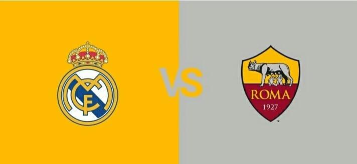 Real Madrid x Roma
